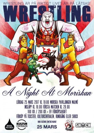 WRESTLING - A Night at Moriskan