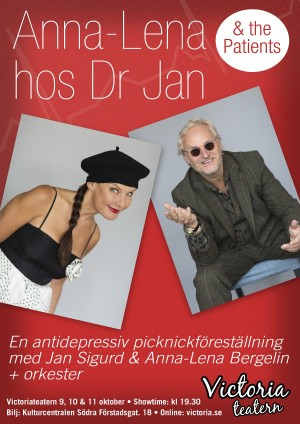 ANNA-LENA HOS DR JAN & THE PATIENTS