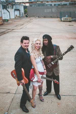 BLUES CARAVAN 2018 Feat. Mike Zito, Vanja Sky & Bernard Allison