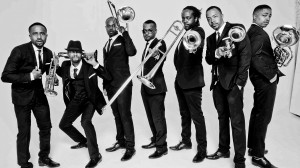 Victoria dansar - HYPNOTIC BRASS ENSEMBLE