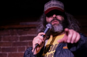 Oslipat presenterar: Judah Friedlander: America... Still Number One
