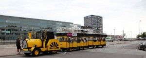 Nice roundtrip in Malmö City with Mini Train