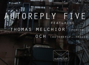 AUTOREPLY MUSIC SHOWCASE: THOMAS MELCHIOR + OCH
