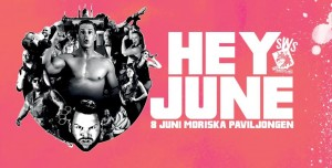 Svensk Wrestling Syd presenterar - HEY JUNE!