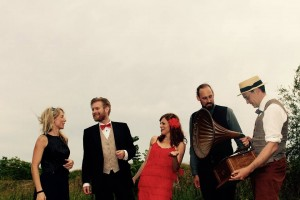 Swing O´hoy! – med Swing Street Orchestra