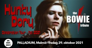 The Bowie tribute - Hunky Dory Celebration Tour