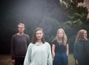 Releasekonsert med We Float
