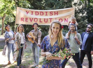 YIDDISH REVOLUTION – Louise Lyne & Yiddishe Kapelye